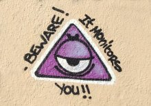 Graffiti : Beware ! It monitors you !!